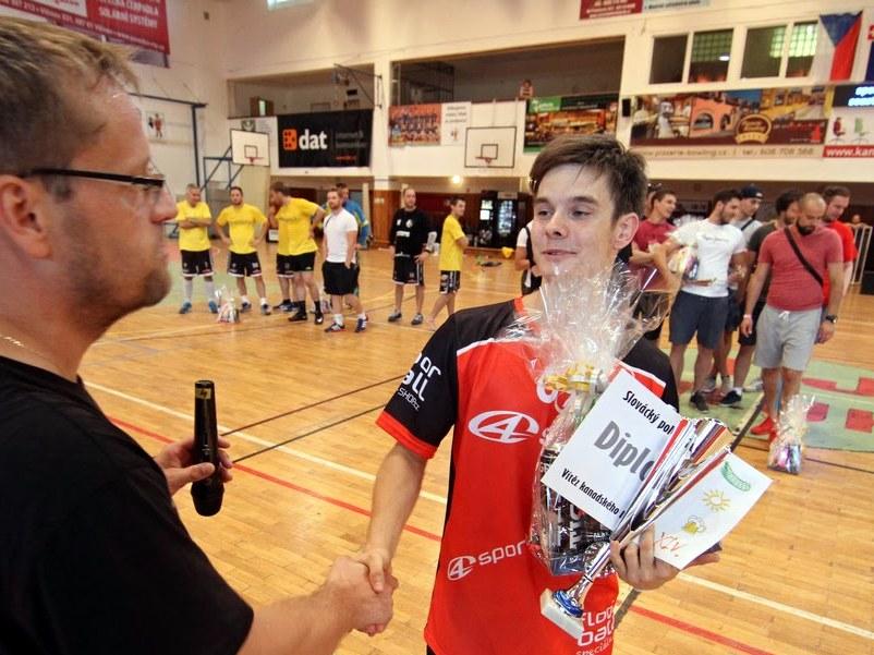 Vítězem kanadského bodování se stal Michal Sládek (Young guns)!
