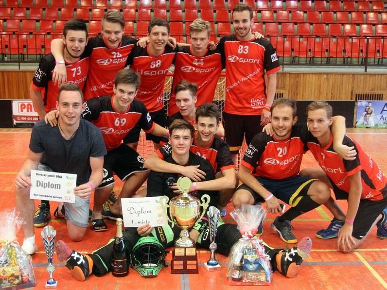 Young guns vítězem 14. ročníku Slováckého poháru!
